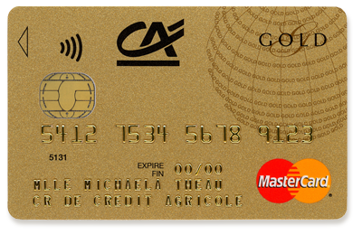 Carte Bancaire Usage Unique Credit Agricole.Credit Agricole Corse Gold Mastercard Tous Nos Produits