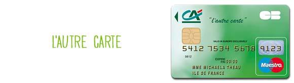 Carte Bancaire Usage Unique Credit Agricole.Credit Agricole Corse L Autre Carte Tous Nos Produits