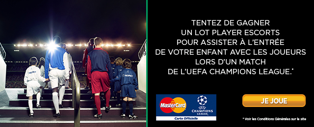 Jeu UEFA Champions League